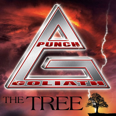 Punch Goliath The Tree CD Cover 2012