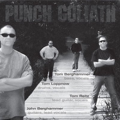 Punch Goliath Band Photo